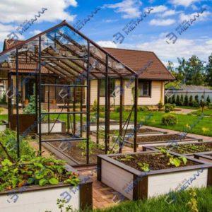 Дом, сад, огород